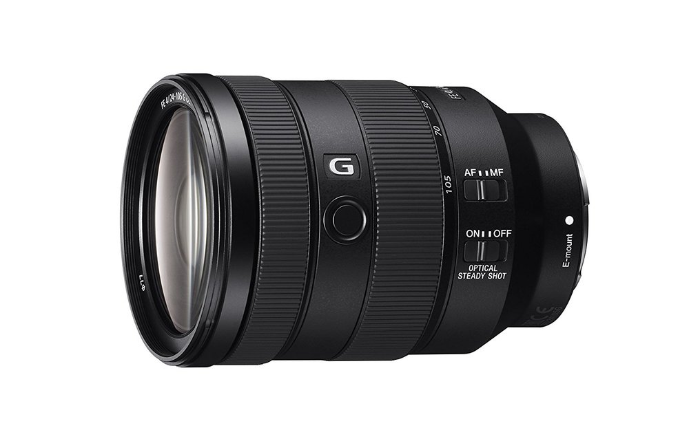 Sony Full Frame 24-105mm f/4 - Best Kit Lens Ever