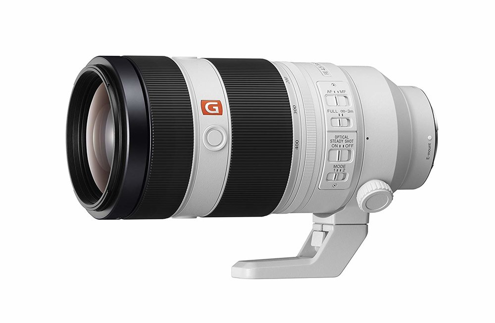 SONY 100-400mm GM -