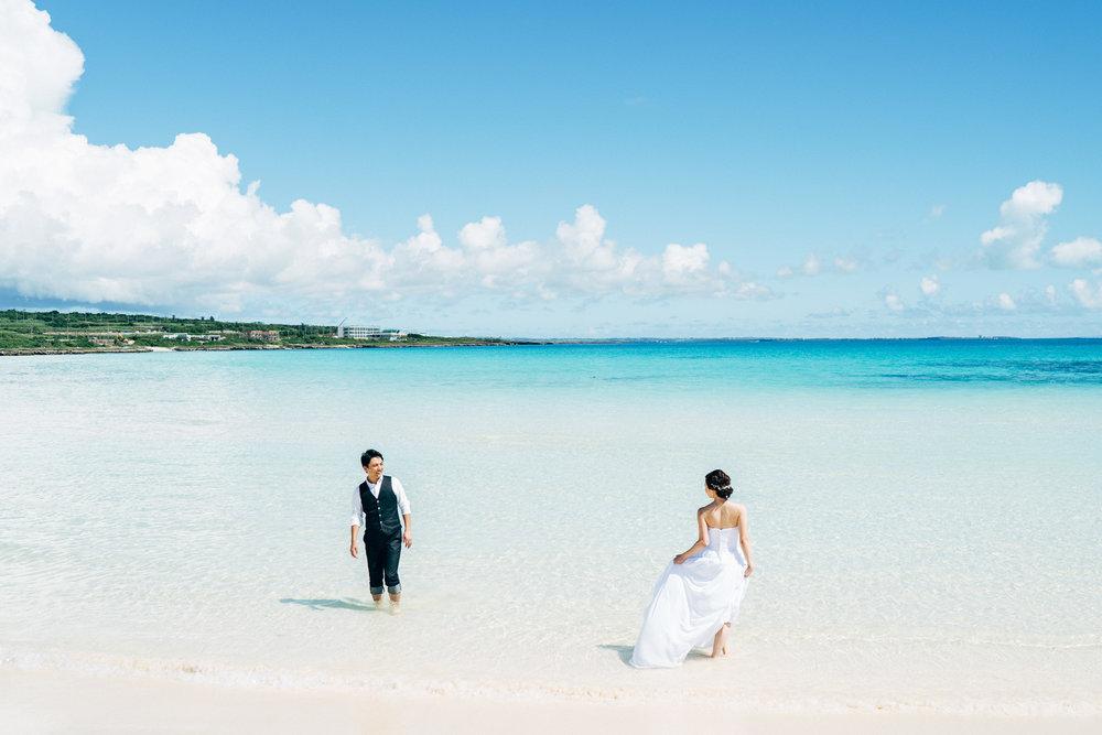 沖縄ロケーションフォト - 188,000 yen + tax ~沖縄本島だけでなく、宮古島や石垣島といった離島でも撮影可能