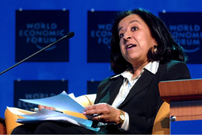 Lubna Suliman Olayan - Great Woman In Business