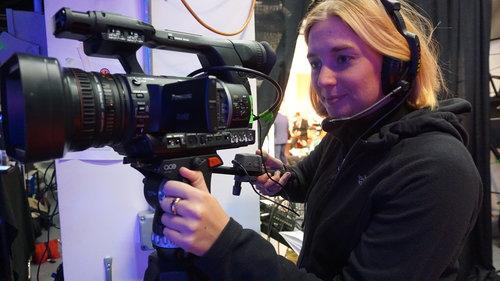 Alma Thell-Lenntorp- Camera