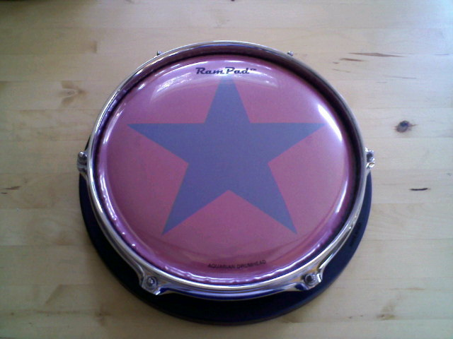 RamPad Red with Blue Star Custom.jpg