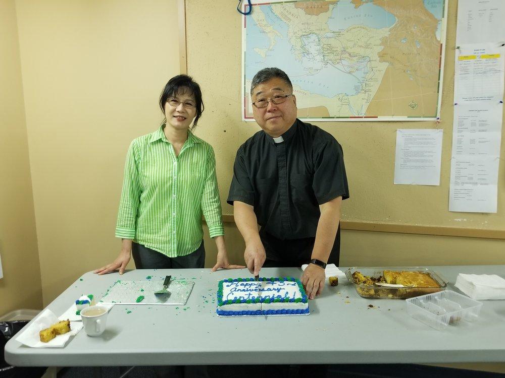 Rev. Jin Woo Kim   Minister