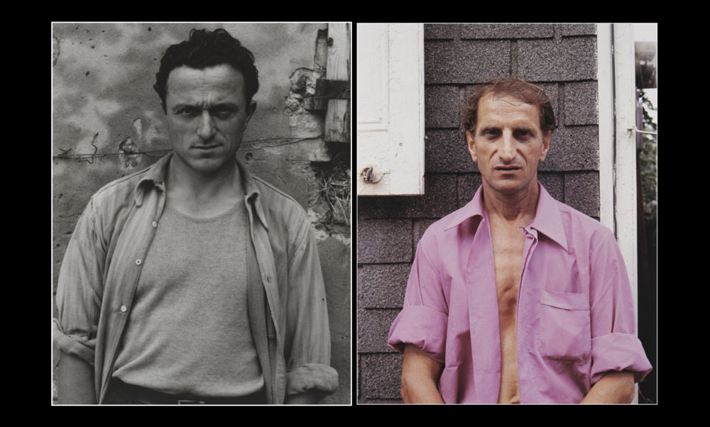 Paul Strand and Stephen Shore