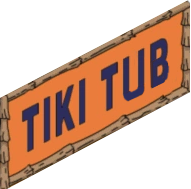 THE TIKI TUB