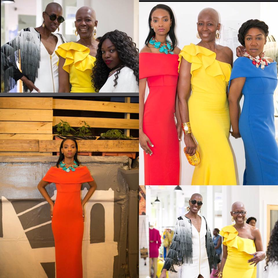 Third Tuesday CAFE Fashion Culture Salon. Designs by MUFFETS Closet