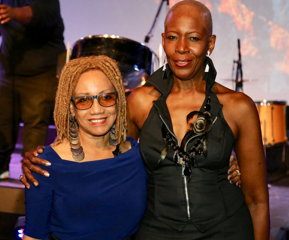 "A Musical Tribute to Ken ""Professor"" Philmore with designer, Julia Baptiste-Johnson for De Baptiste Collection, at MIST Harlem"