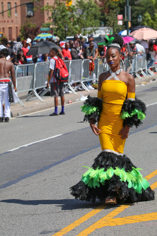 Designer: Melissa Edwards (Jamaica-USA)