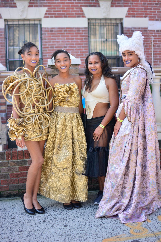 The Mas In Fashion - A Fashion Parade