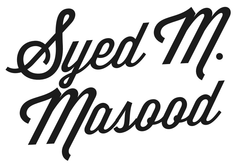 Syed Masood, Author