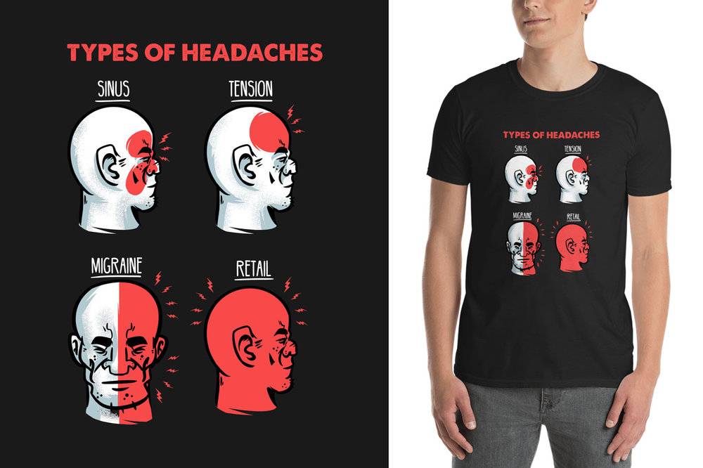 Now they know what's causing those headaches.