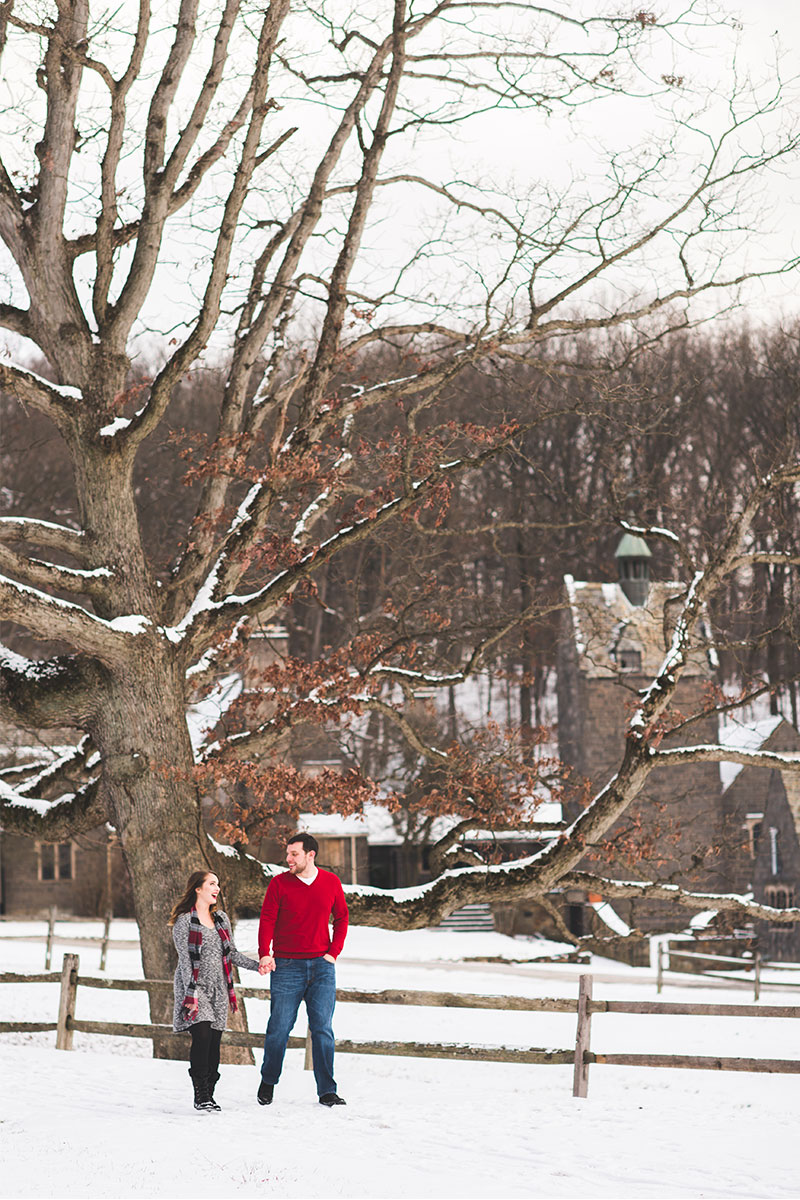 Pittsburgh winter weddings