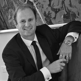 Stuart Stratton - Finance Chair