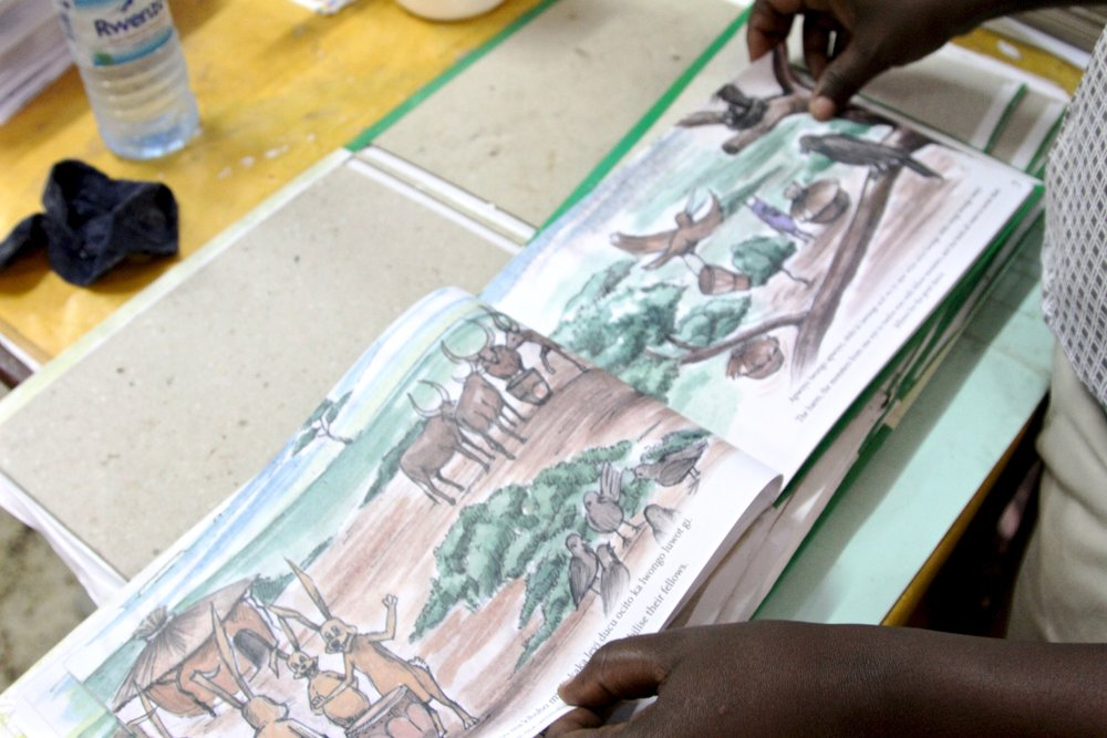 Stories Collected In Uganda