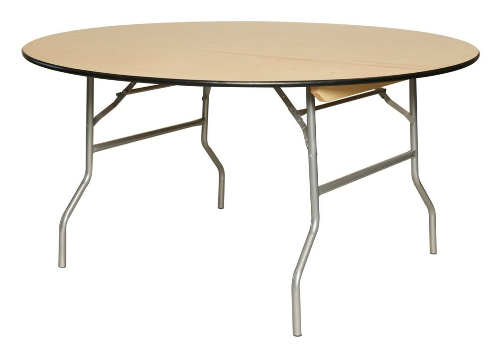 "60"" Round Table (Seats 8-10)"