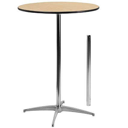 "30"" Tall or Short Cocktail Table"