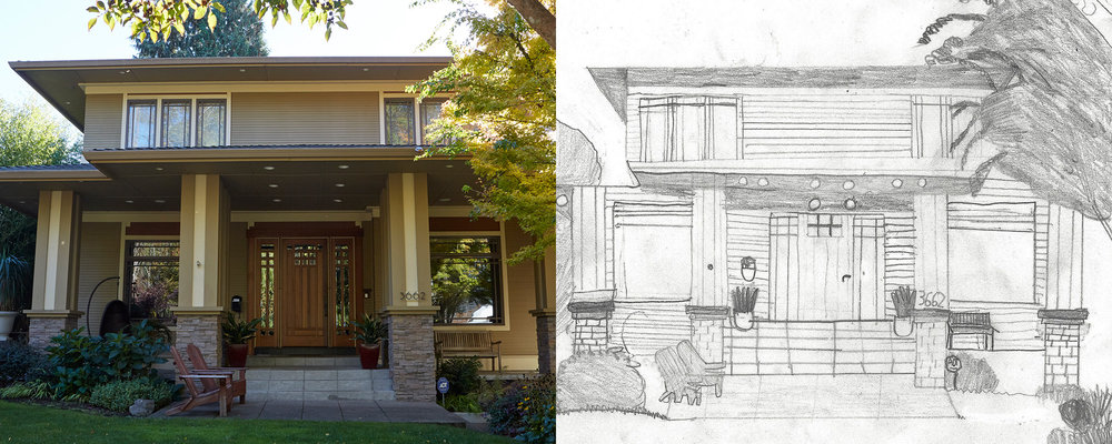 The Wilkinson Home - Frank Lloyd Wright designed homes for people.
