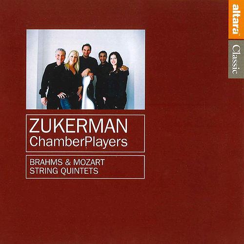 Brahms & MozartString Quintets -