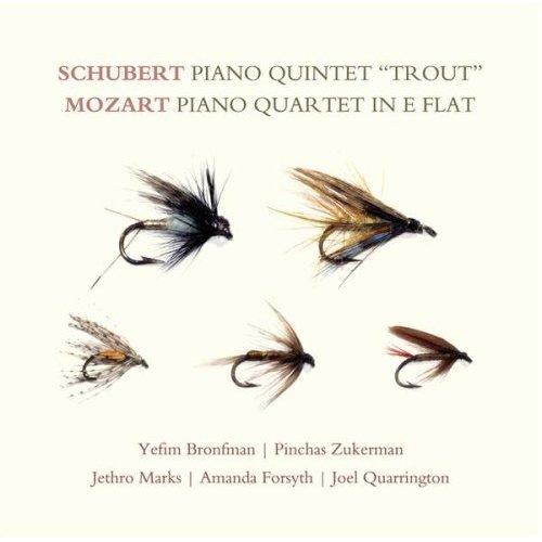 Piano Quintets: Schubert & Mozart -
