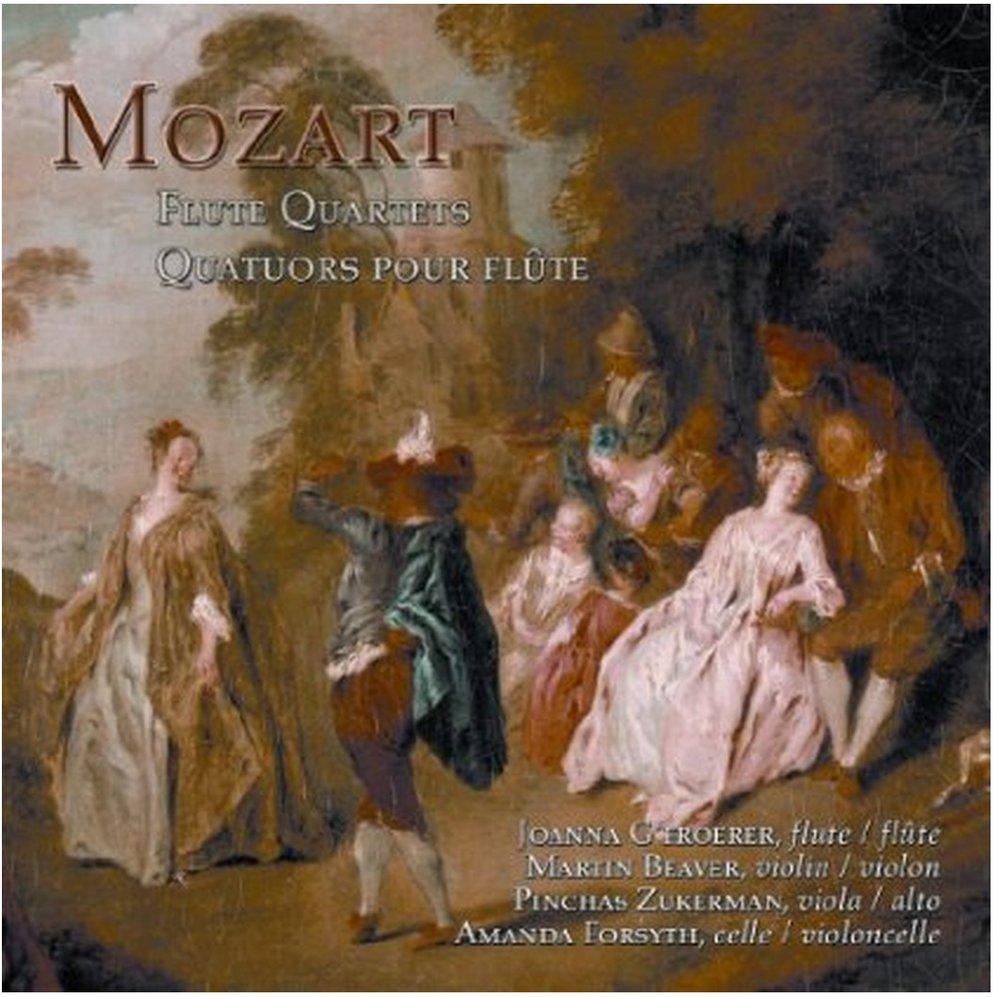 Mozart: Flute Quartets -