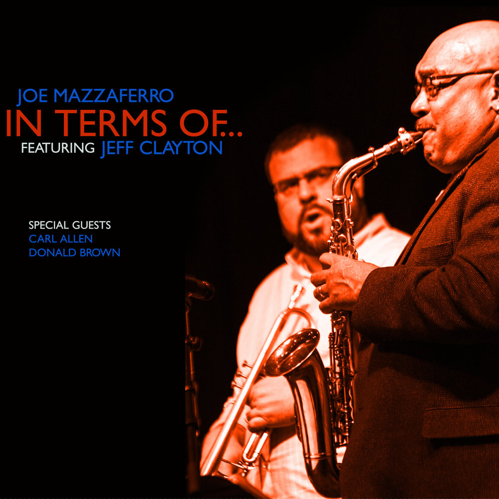 IN TERMS OF…  - Joe Mazzaferro (Joe Mazz Music, 2017)