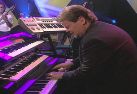 TOM SCHUMAN - pianist + keyboardist
