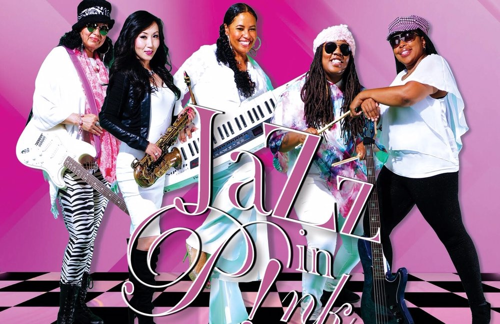 jazz in pink - all-star ensemble of women