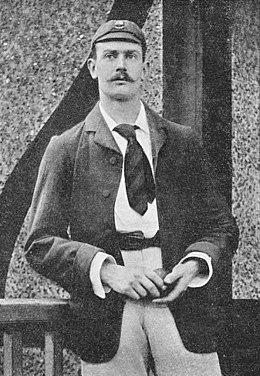 "Image credit - RW Thomas - ""Famous Cricketers -1896"