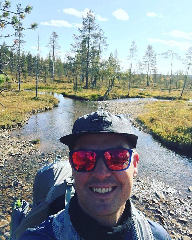 Ukk-vaellus upeassa erämaassa! #ukk #ulkonaperillä #ukkpuisto #vaellus #hiking #finland #laplandfinland #lapland #visitfinland
