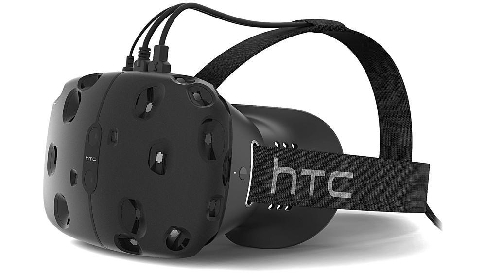 HTC Vive - £808.00 (Amazon)