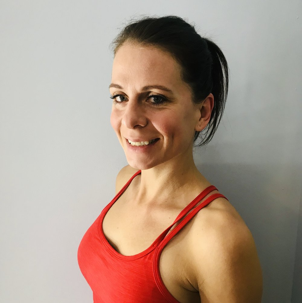 KELLY PACE - PERSONAL TRAINER