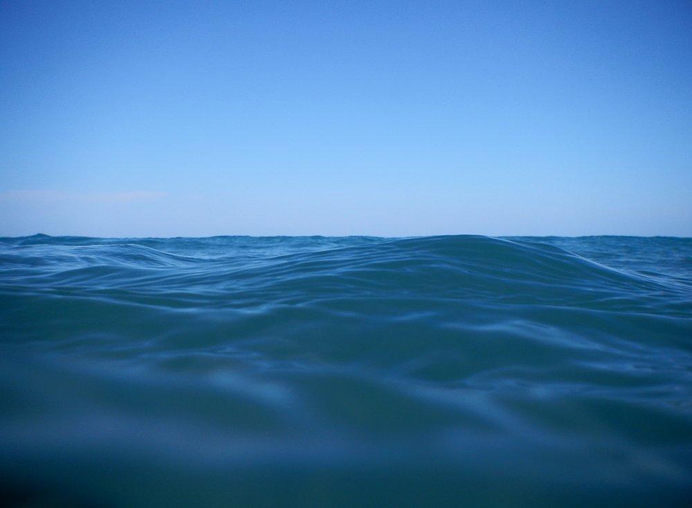 The Atlantic Ocean. Photo: Bethany Gaffey
