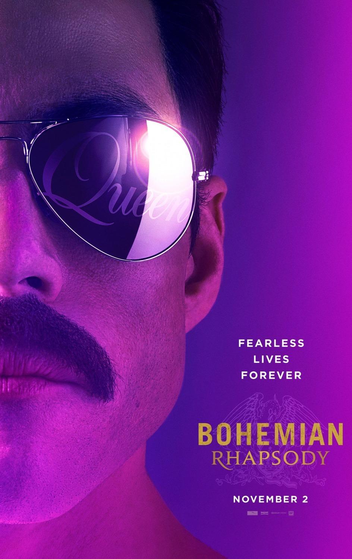 Bohemian Rhapsody - Directed by Bryan SingerWritten by Anthony McCartenWith Rami Malek, Lucy Boynton, Gwilym Lee…