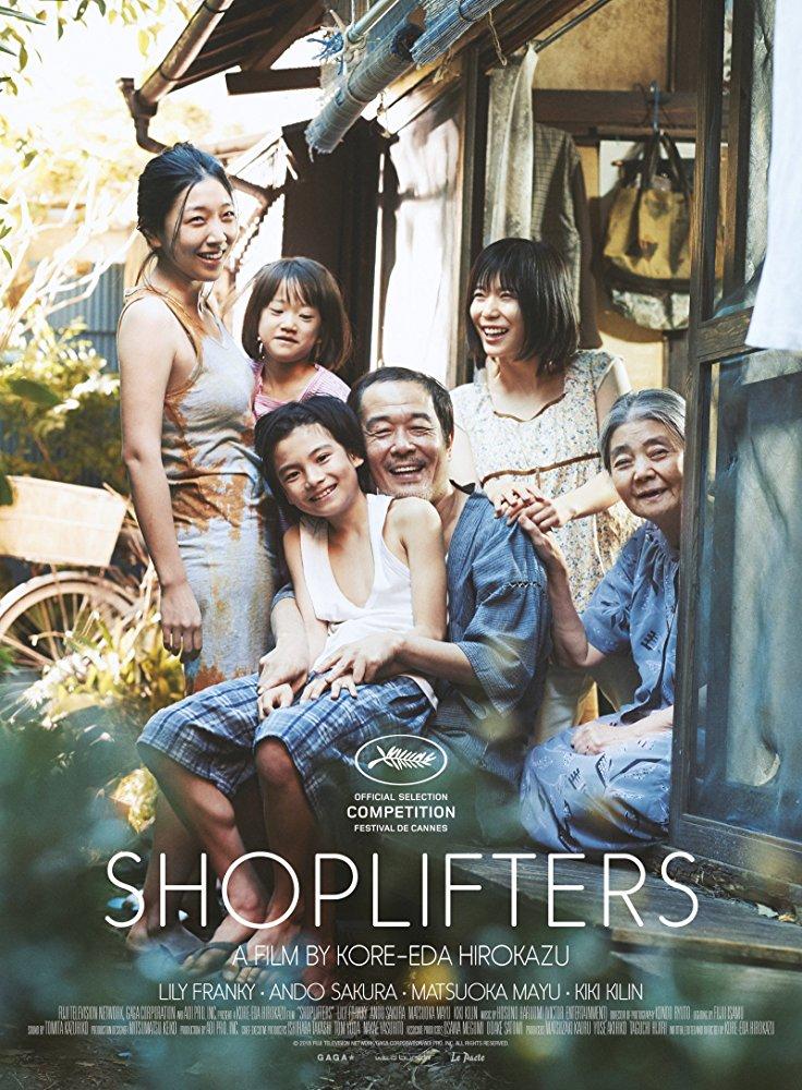 Shoplifters - Directed by Hirokazu Kore-edaWritten by Hirokazu Kore-edaWith Lily Franky, Sakura Andô, Mayu Matsuoka…