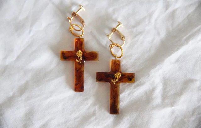 ✝️✝️#earrings #ettoigirl