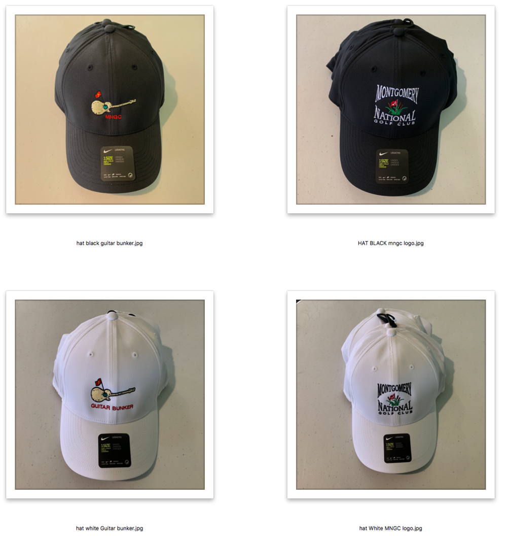 Hat (logo d) — Montgomery National Golf Club - 18 Hole Championship Golf  Course in Montgomery Minnesota 6189df6ed68