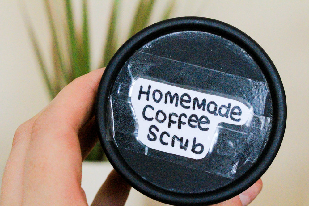 DIY Coffee Scrub Recipe Lush Pot