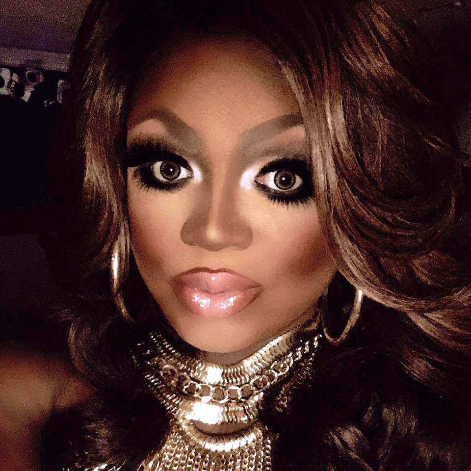 Mayhem Miller - from Rupaul's Drag Race