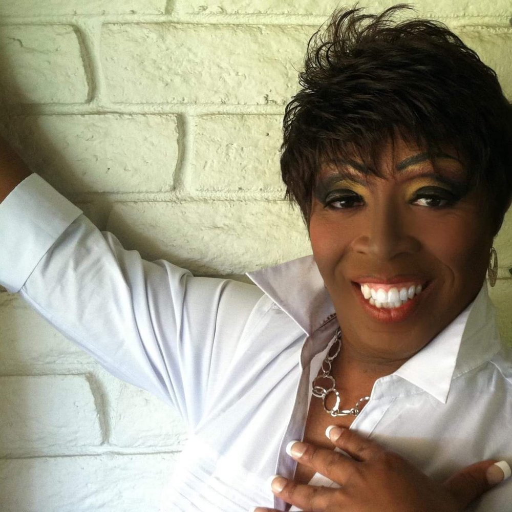 """Tonelle Jenkins - Tonelle Jenkins (aka Anthony Harris) is a local theater enthusiast who truly appreciates the art of drag (and it is a art). Often referred to as the """"angry black woman"""" (a badge she wears proudly), Tonelle joined the Fant-A-She's family in 2001, and is a proud member of the LGBT community. Tonelle is a charter member of Cassi's Capers, and has performed with some of the best talent that the Inland Empire has to offer. In her spare time, Tonelle enjoys Law and Order SVU, The Voice, Hell's Kitchen, Empire, and a nice bottle of Chardonnay. Thank you Philip Bailey for yet another opportunity for Tonelle to be on stage. To the audience, thank you for your love and support of the show, the community, and the art of drag. Enjoy yourselves and have a FABULOUS time! XOXOXO"""