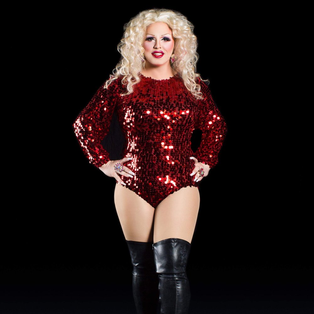 Vanity Halston - Vanity Halston is a Southern California legend who's been electrifying audiences all over the country for over 21 years. As one of the original Fant-A- She's cast members, Vanity is ready and excited to be a part of one of the best shows ever.