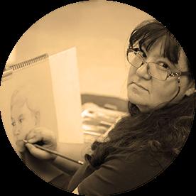 Angela Pistrucci - Elite Artist