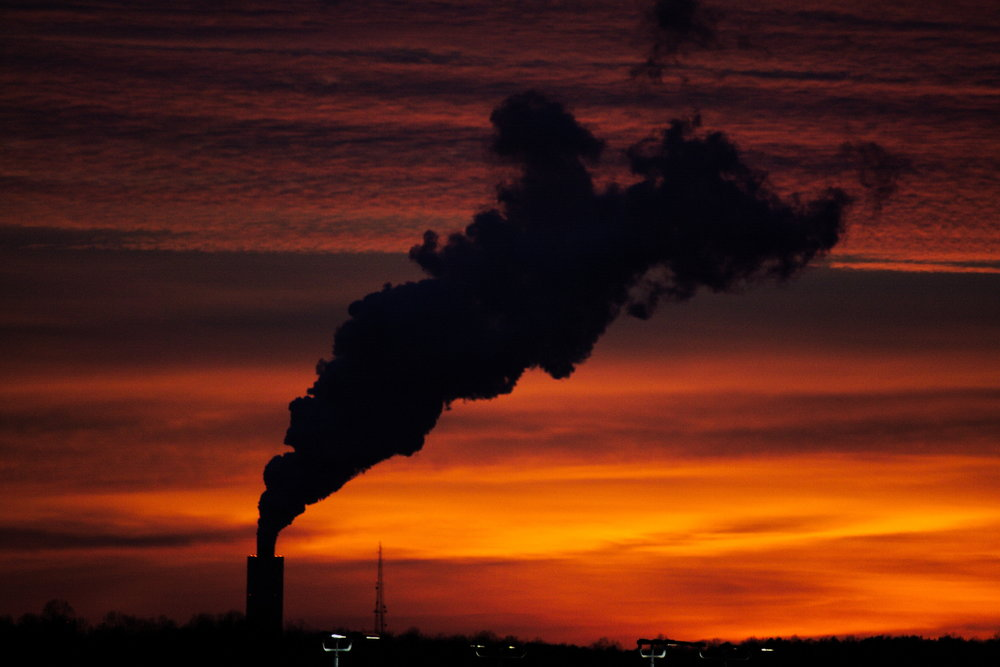 Pollution, as a key driver of climate change, poses the biggest threat to our oceans. Photo credit: Sam Jotham Sutherson