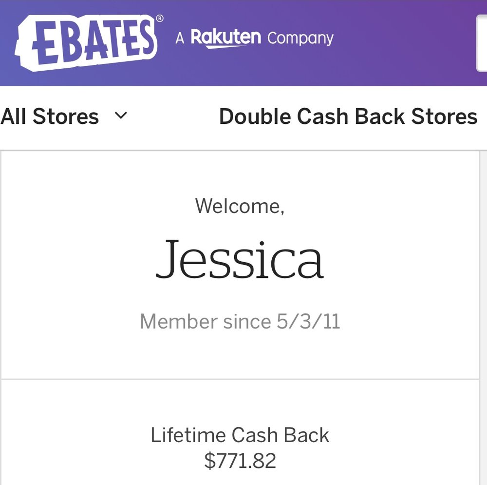 Don't pass up over $100 a year in FREE CASH for purchases you were making anyways!