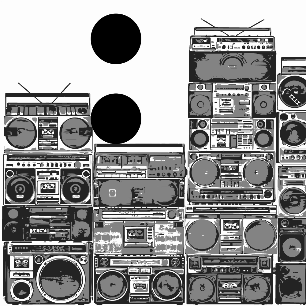 Boombox Down The Block - The rap/hip-hop chop shop - a strict focus on non-radio tracks.