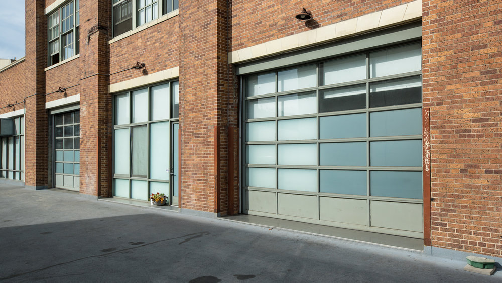 Biscuit Company Lofts 1850 INDUSTRIAL St # 110 Los Angeles Roll Up Door.JPG