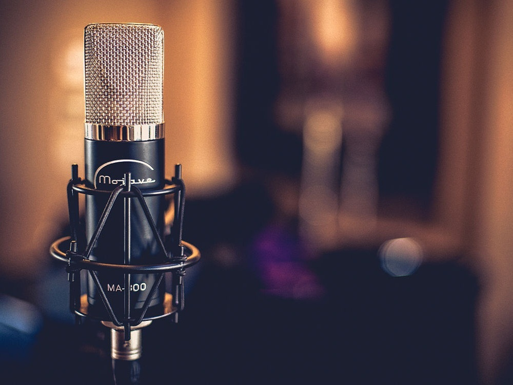 Audio - Have your message heard from podcasts to professional voice over.