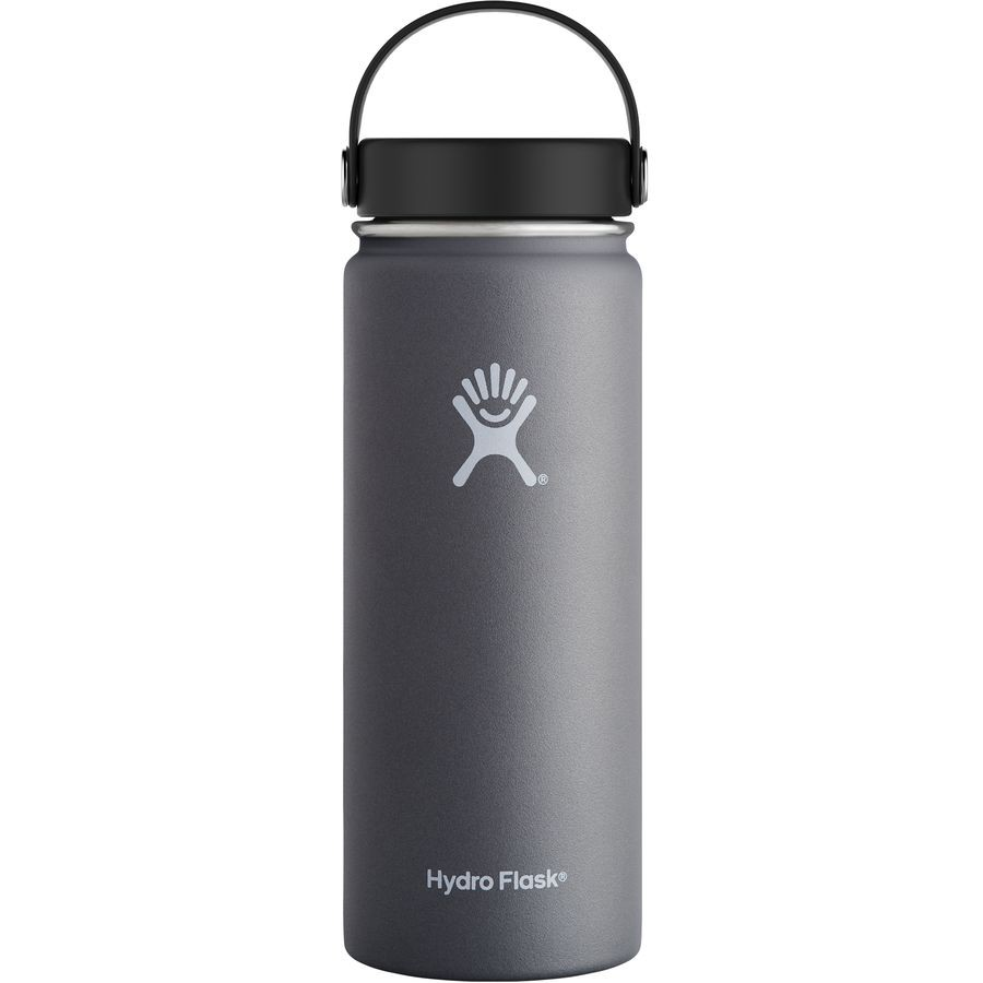Hydro Flask Wide Mouth - $30.00, 18oz