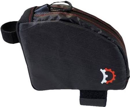 seat oriented top tube bag  - $45.00