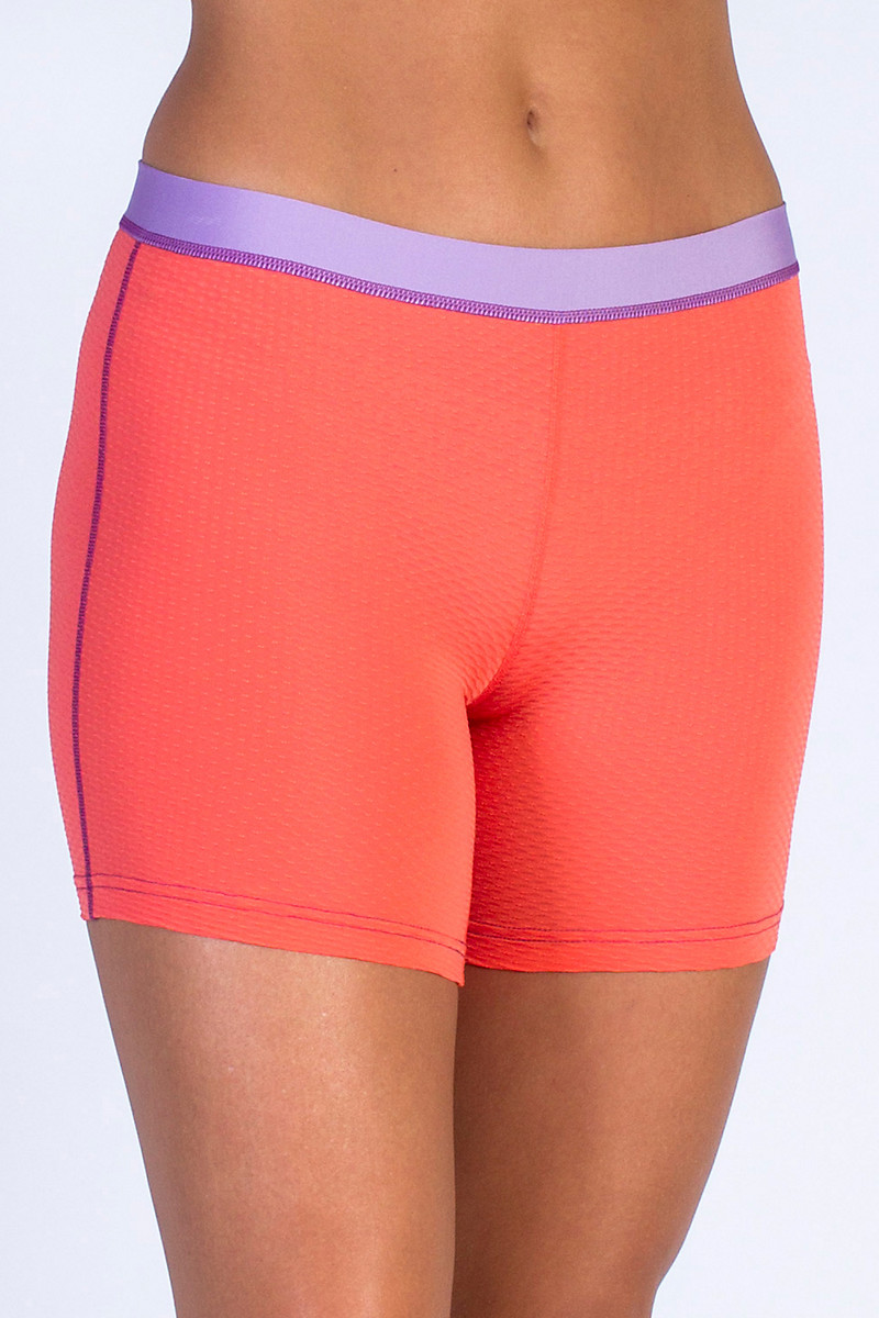 "Give-N-Go Sport Mesh 4"" Boy Short"