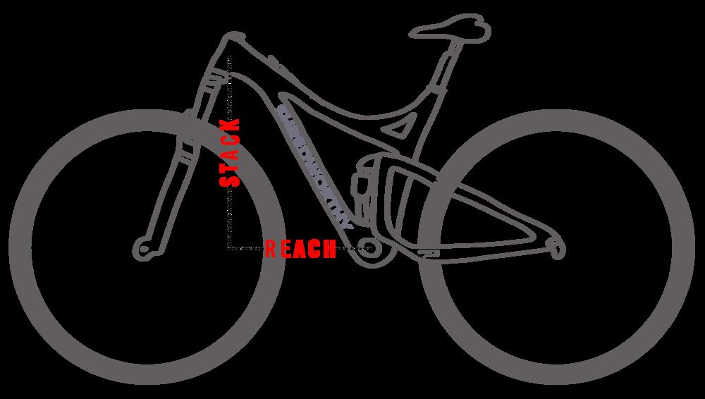 shredworthy, stack, rake, mountain bikes